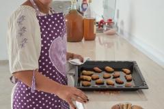 Procesare biscuiti